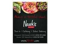 Newk's Ad