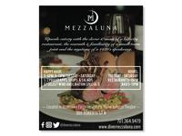 Mezzaluna's Ad