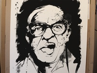 Ralph Steadman By Chin2off