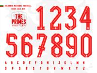 The Primes / Bulgaria National football team kit