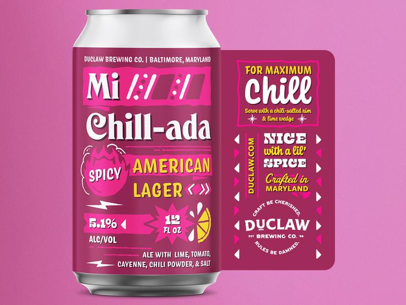 chillllll branding logo hops craft beer beer art beer bottle beer branding chelada beer