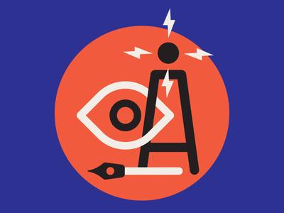 ol ting design badge icon