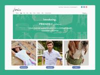 Joules Website Redesign web app app uxdesign uidesign ecommerce store online web designer ux ui web design