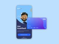 Koala Bank app mobile ux web design webdesign ux ui mobile design mobile app mobile mobileux mobile ui uxdesign uidesign uiux