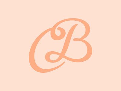 CB Monogram Letter Logo Mark Design handwritten cursive streetwear branding bc cb monogram logo design letter mark logo mark logo letter