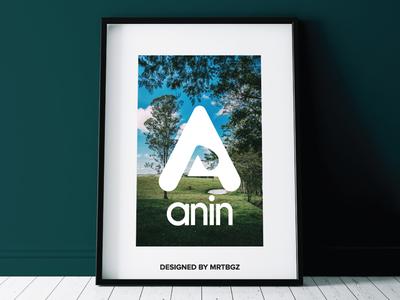 Anin Logo Design