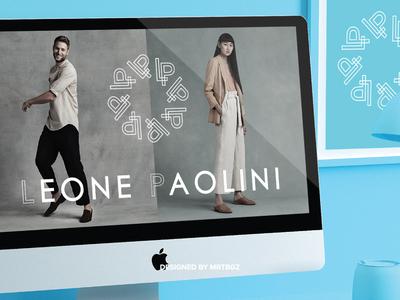 Leone Paolini Logo Design