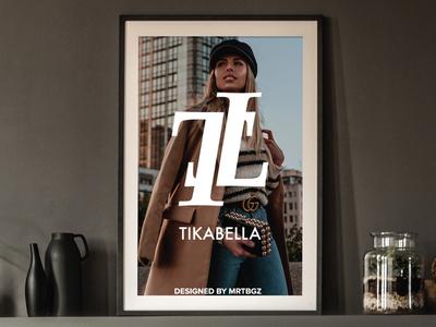 Tikabella Logo Design