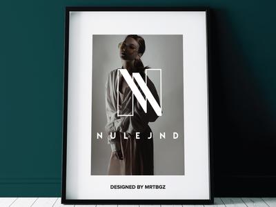 NULEJND logo Design
