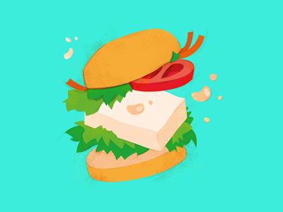 eat tofu