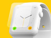 Apple Watch 4K Mockups - coming soon...