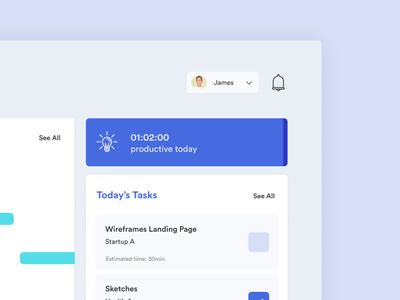 Slot — Productivity Tool design team teams project dashboard manager slots timeline web app desktop work work tool time slot productivity app productive productivity