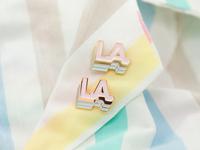 Los Angeles - Enamel Pin