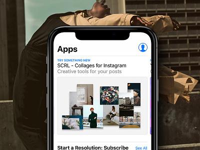 SCRL Apple Featured iphone app ios app apple watch scrl ios apple