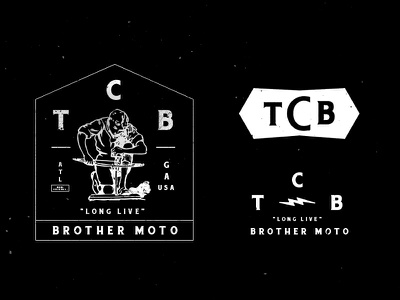 Long Live Brother Moto boyscout tcb