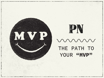 Path to your MVP vintage smiley mvp