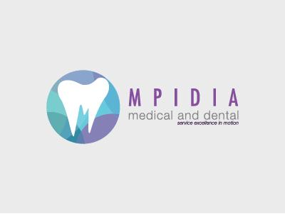 Mpidia medical and dental Logo