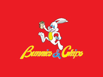 Bunnies And Chips logo