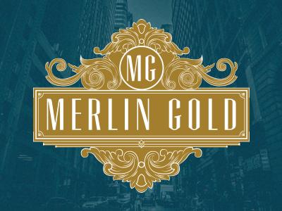 Merlin Gold Logo