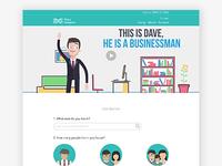Fibre Compare Website Design