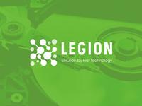 Legion Logo Design