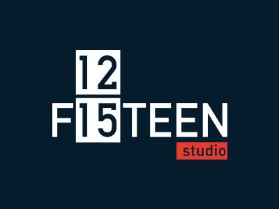 12fifteen Studio Logo brand design branding logo design logo