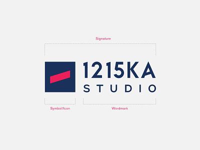 1215ka Studio Branding Design brandid brand design logo design brand agency branding