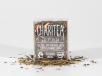 Charitea loose tea.