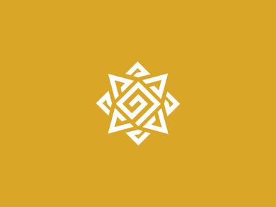 Sun Glyph Logo