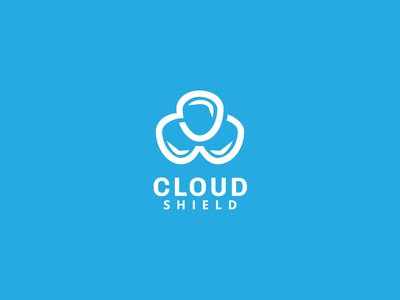 Cloud Shield Logo