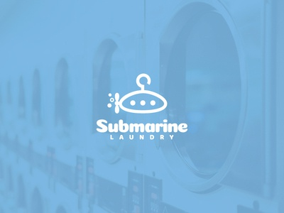 Submarine Laundry Logo