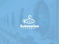 Submarine Laundry Logo