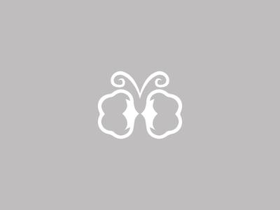 Cotton Butterfly Wings Logo
