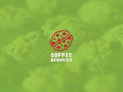 Coffee & Cookies Logo