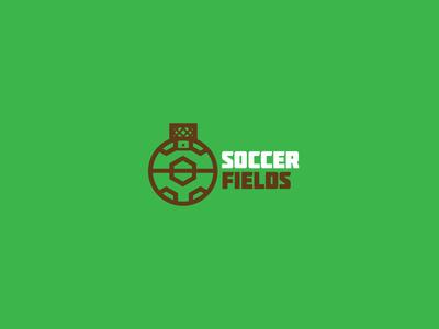 Soccer Fields Logo