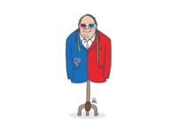 Bernard Mabille Tailleur Lunette 3D