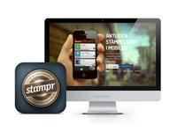 Stampr - icon, prelaunch