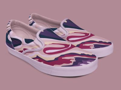 Potash cave shoes