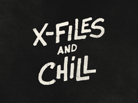 X-files And Chill