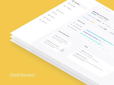 🔥 Something new is coming dashboard app design flat clean simple ux ui