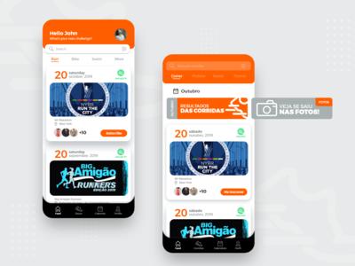 4 Runners App