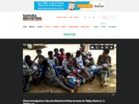 Sahara reporters   photos