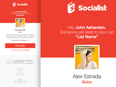 Socialist Emails