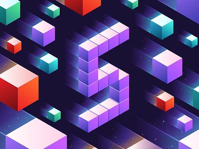 Mesosphere Is Fif! anniversary future cubes birthday mesosphere