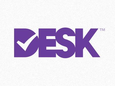 Desk Logo Check By John Ashenden For H1 Studios On Dribbble