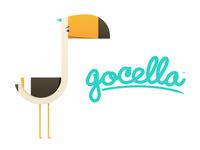 Gocella Logo - Concept 5