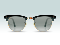 Ray Ban Clubmasters
