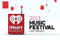 2013 iHeart Radio Music Festival - Logo Concept 1 - 3D Render