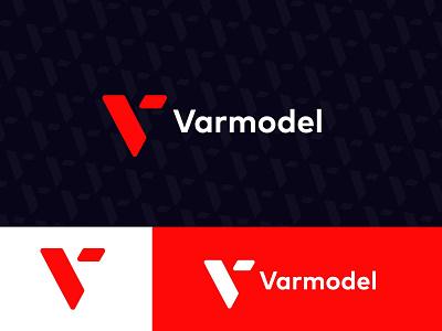 Varmodel modern minimalist logo design branding graphic design illustration design logodesign graphic  design logo design creative  design brand and identity logo brand