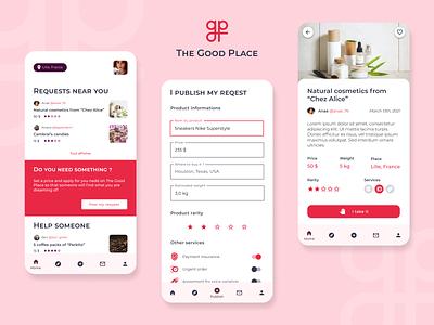 Selling & buying app mobile ui mobile design mobile app ui design uxui sell selling uidesign uxdesign clean mobile social ui design app